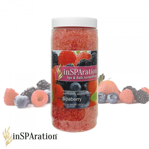 inSPAration Doftkristaller Spaberry