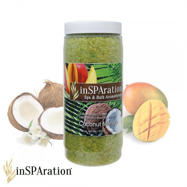 inSPAration Doftkristaller Coconut Mango