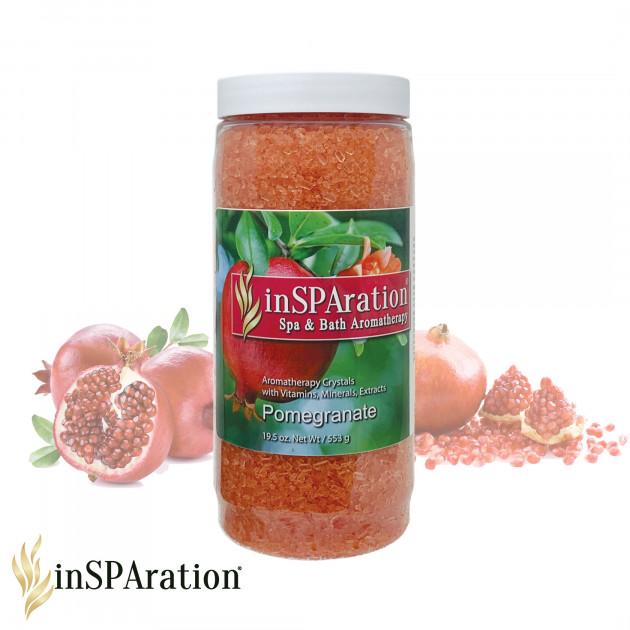 inSPAration Doftkristaller Pomegranate