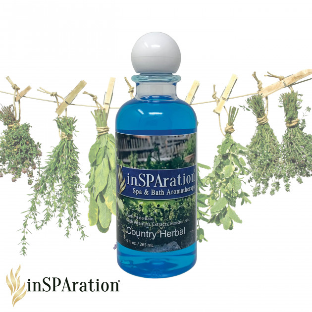 inSPAration Doft Country Herbal