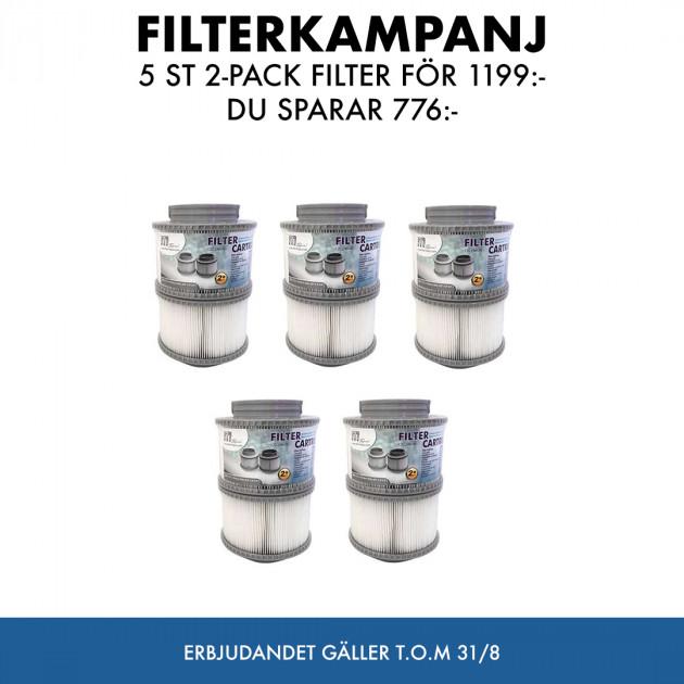 Filterkampanj 5 st